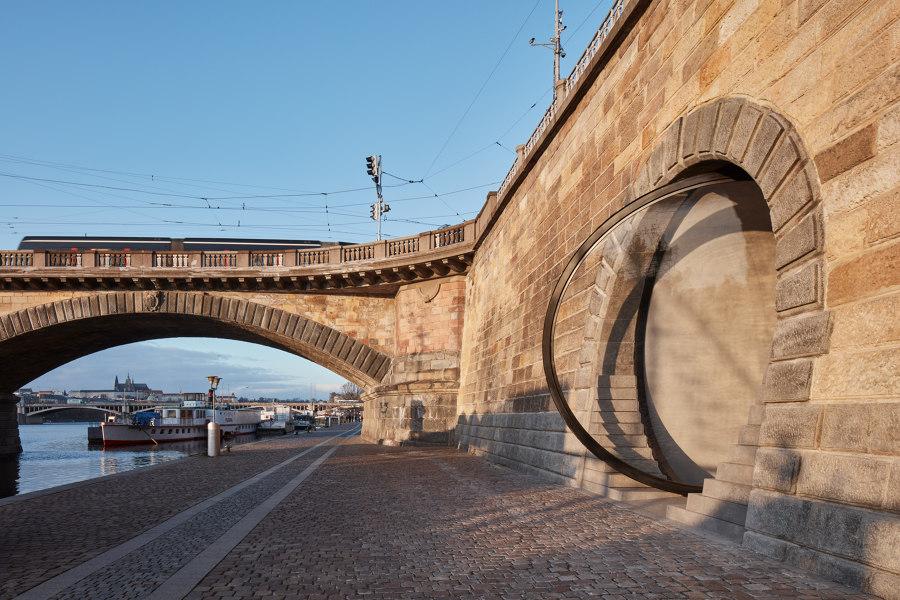 Revitalization of Prague riverfront area by Petr Janda / brainwork   Church architecture / community centres