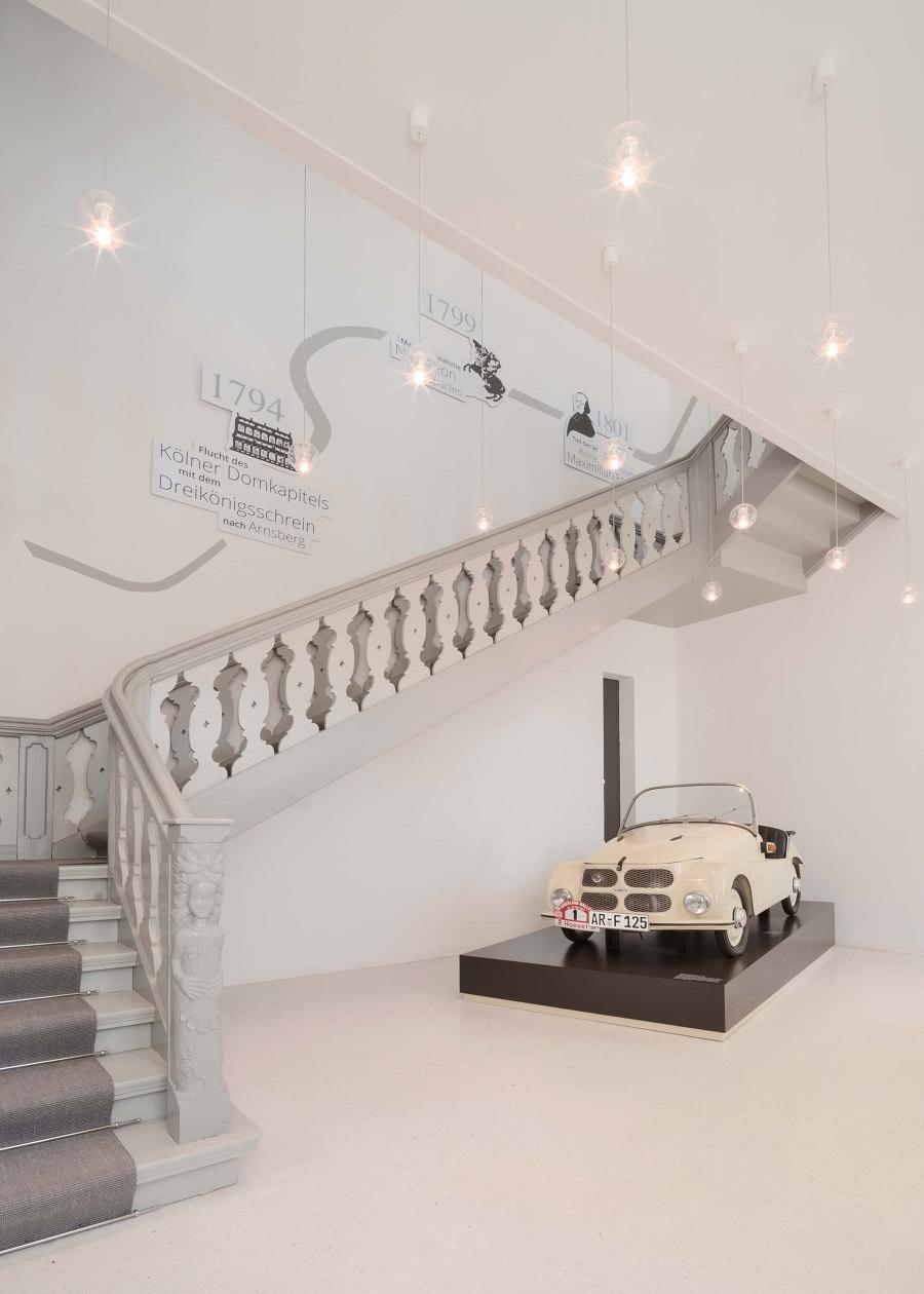 Museum and Cultural Forum Arnsberg by Bez + Kock Architekten | Museums