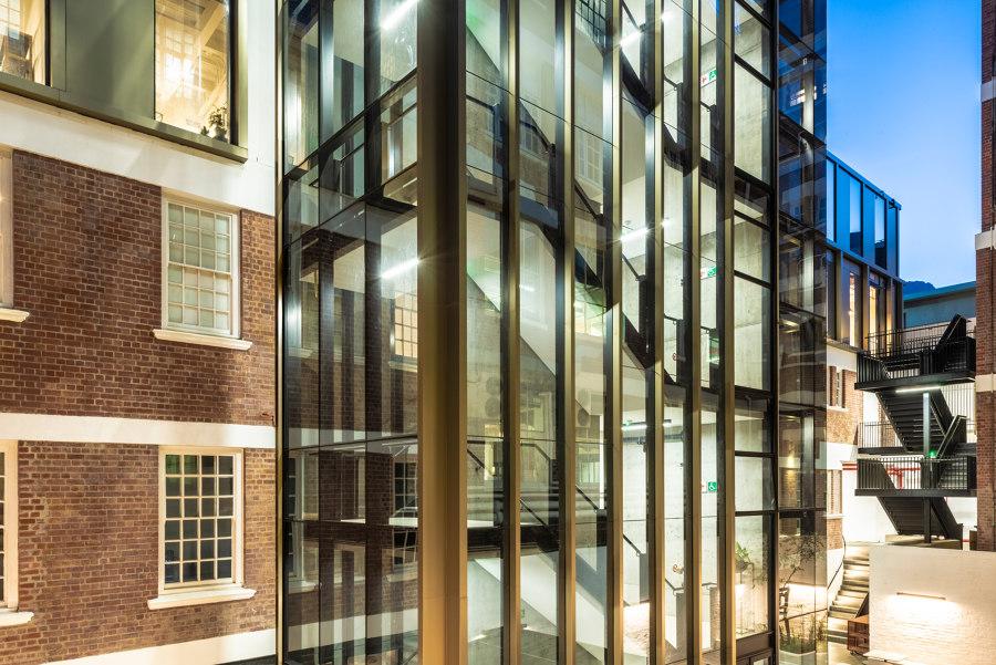 32 on Kloof von dhk | Bürogebäude