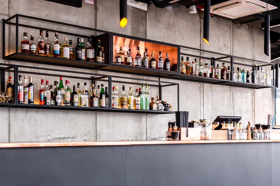 MUS Restaurant & Bar by Easst architects | Bar interiors