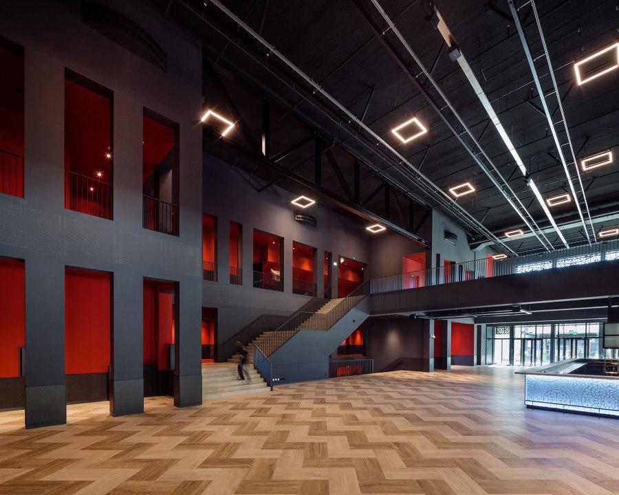 Zuidplein Theatre by De Zwarte Hond | Theatres
