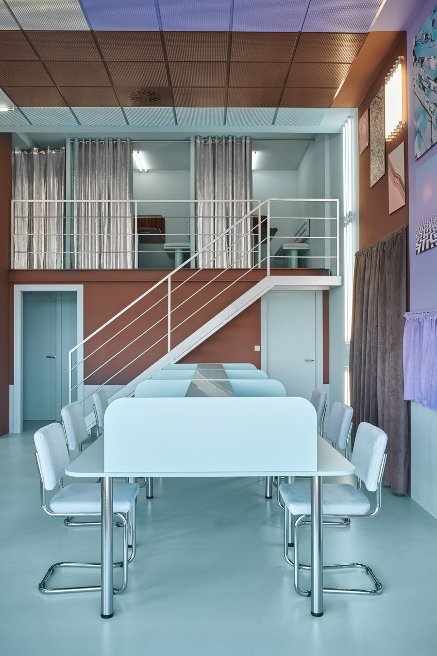 Cabinette Co-Working by Masquespacio | Office facilities