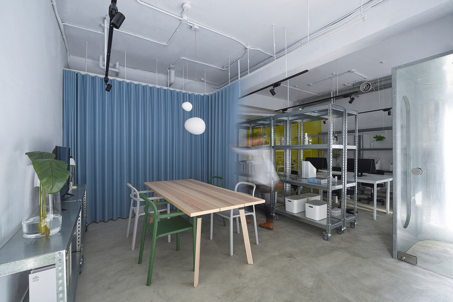 Possibility Lab by Gentleman Design Lab | Office facilities