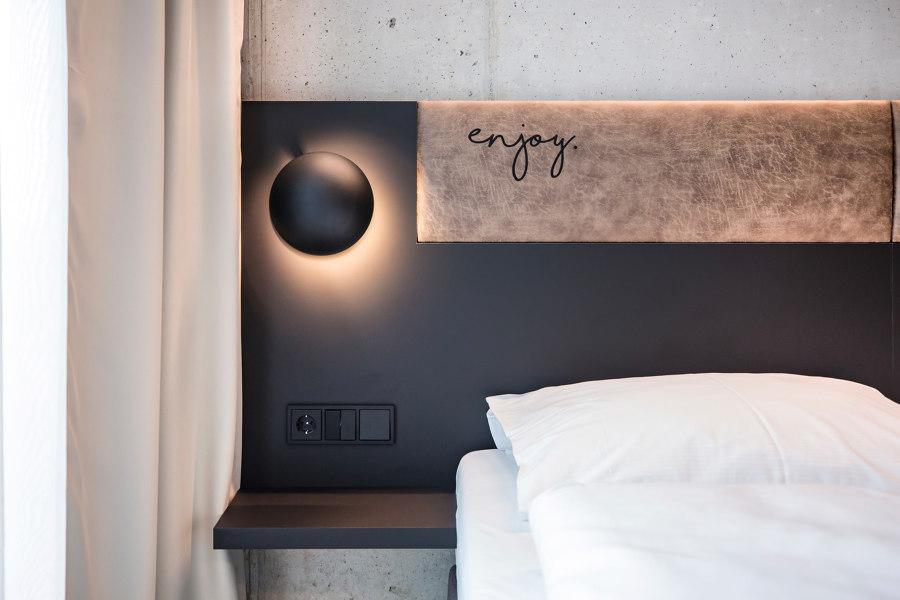 Arte Hotel by EGGER | Manufacturer references