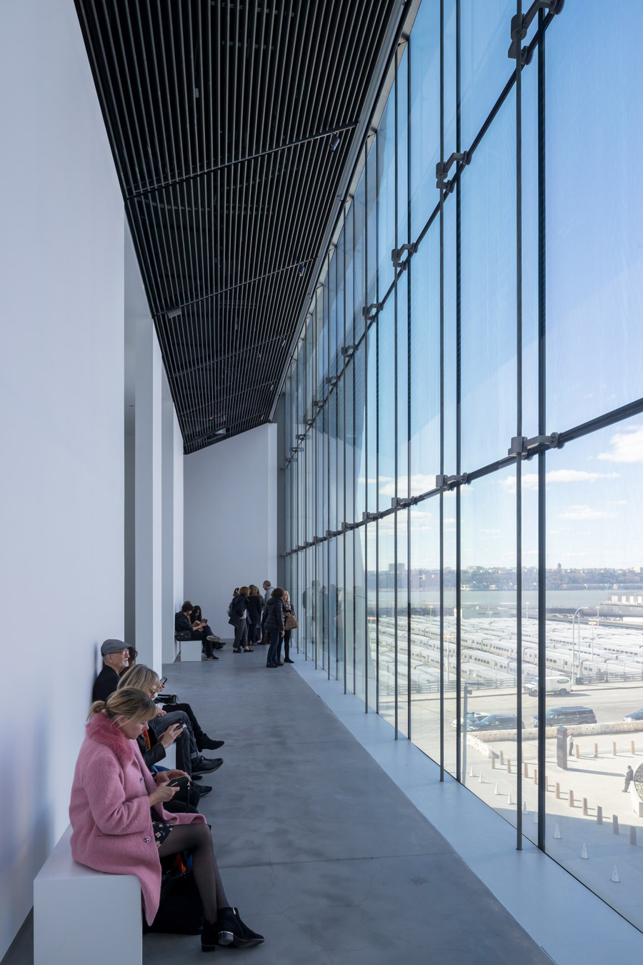 The Shed by Diller Scofidio + Renfro | Concert halls