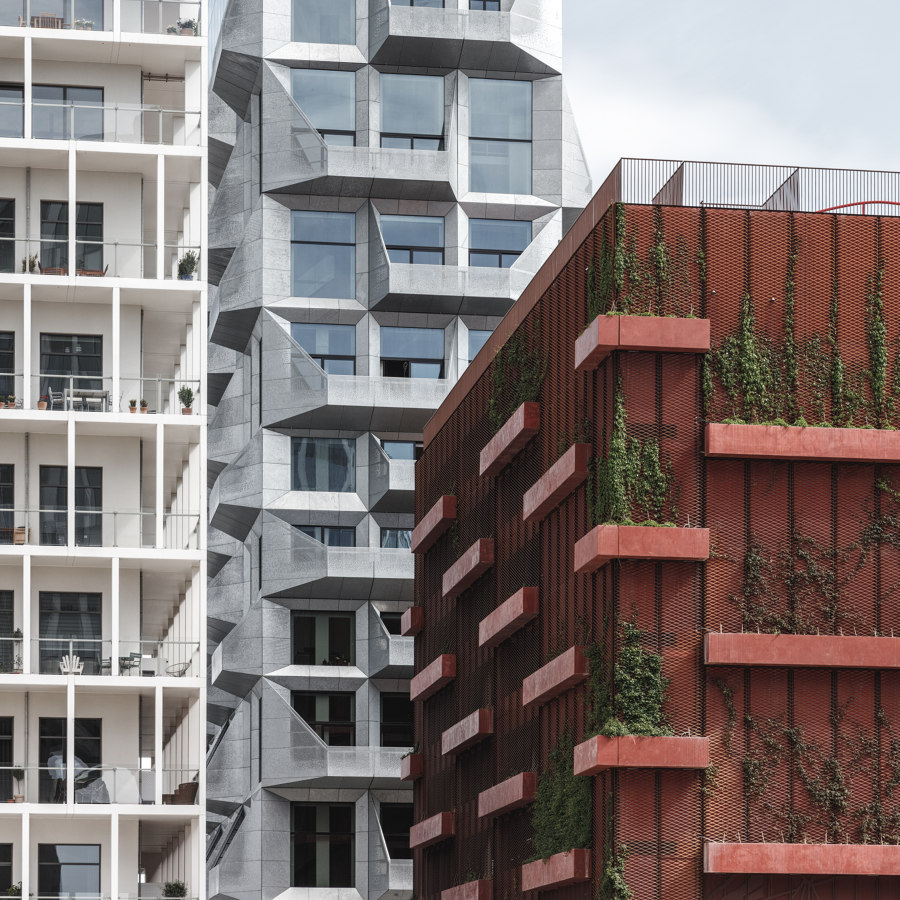 Parking House + Konditaget Lüders by JAJA Architects | Parks