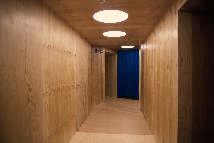 Plywood Theatre by ARCHATTACKA | Installations