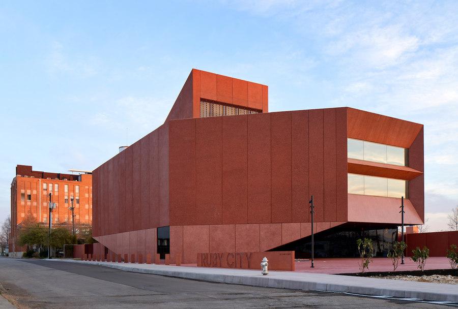 Ruby City by David Adjaye   Museums