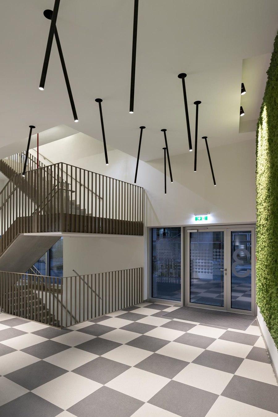 Living Garden Apartments by Martin Mostböck | Apartment blocks