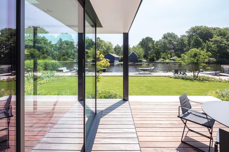 Villa Burgerkraan by Orama Minimal Frames | Manufacturer references