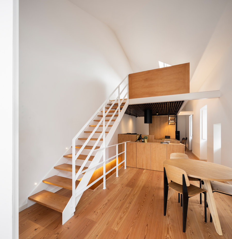House Dos Oleiros by Paulo Martins Arquitectura & Design | Living space