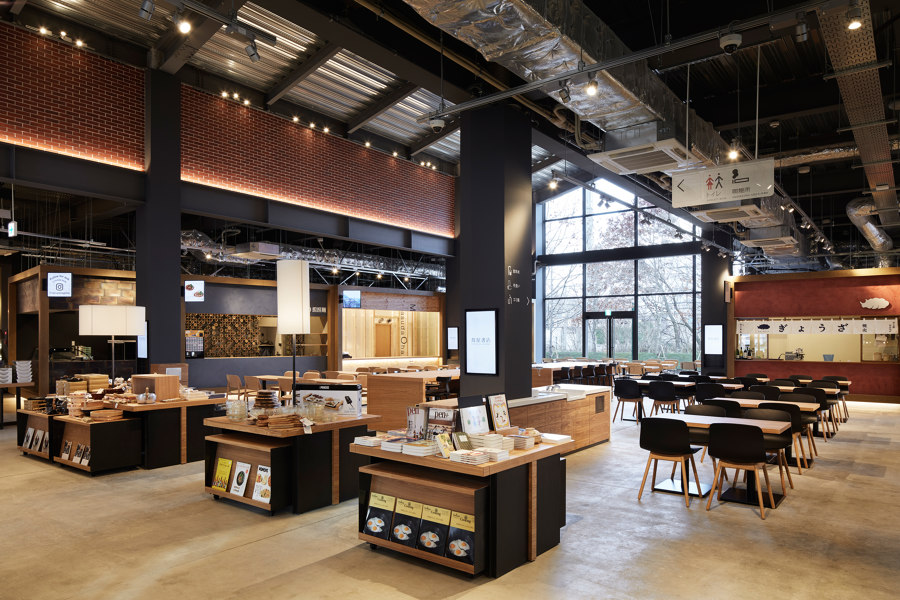 Ebetsu Tsutaya Books by Hikokonishi Architecture Inc. | Shops