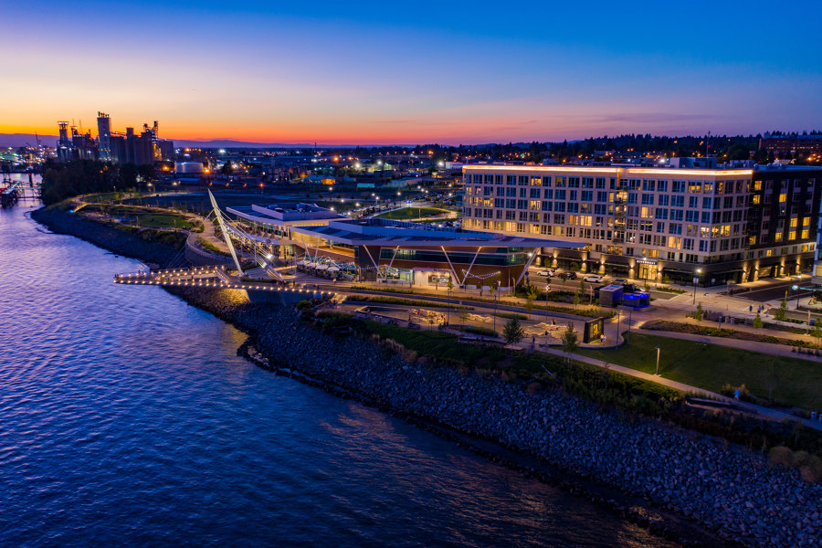 Vancouver Waterfront Park by FMS | Fisher Marantz Stone | Parks
