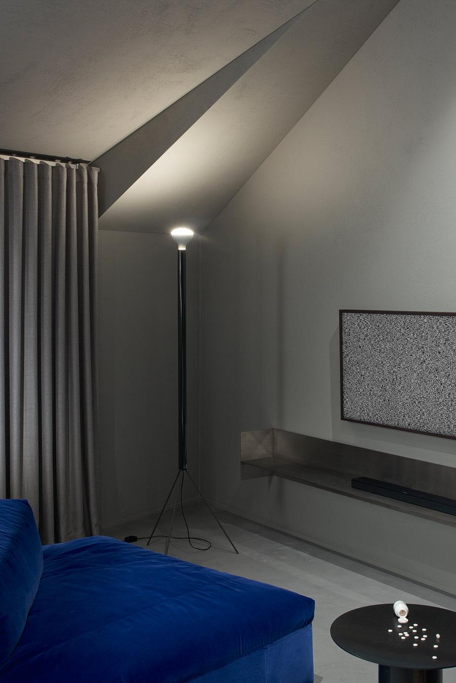 Apartment in Labdariu street, Vilnius by AKTA | Living space