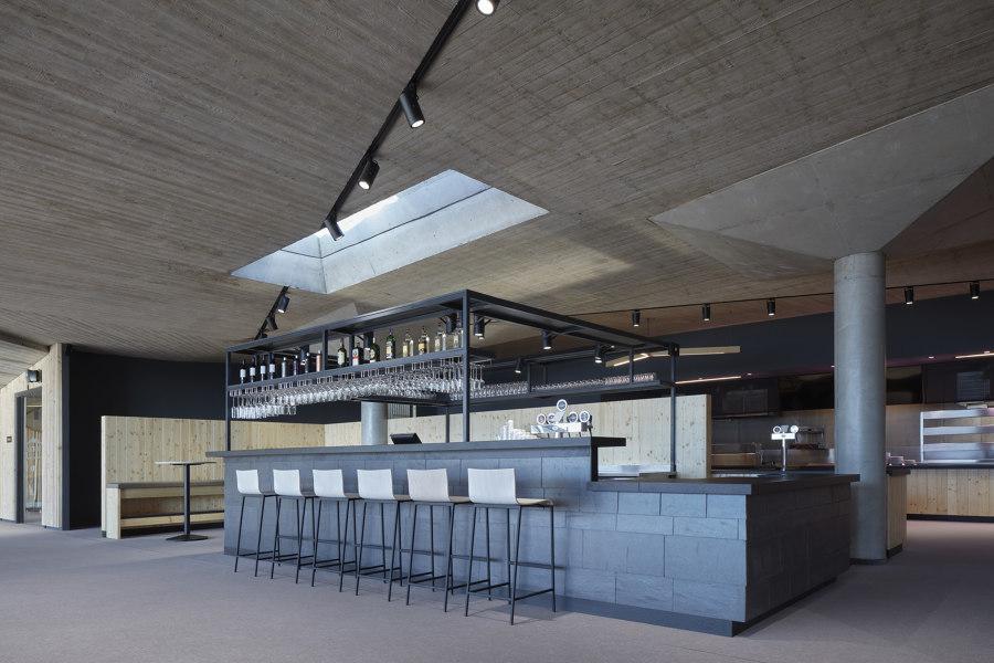 Bachledka – Summit Facilities by Compass Architekti   Sports halls