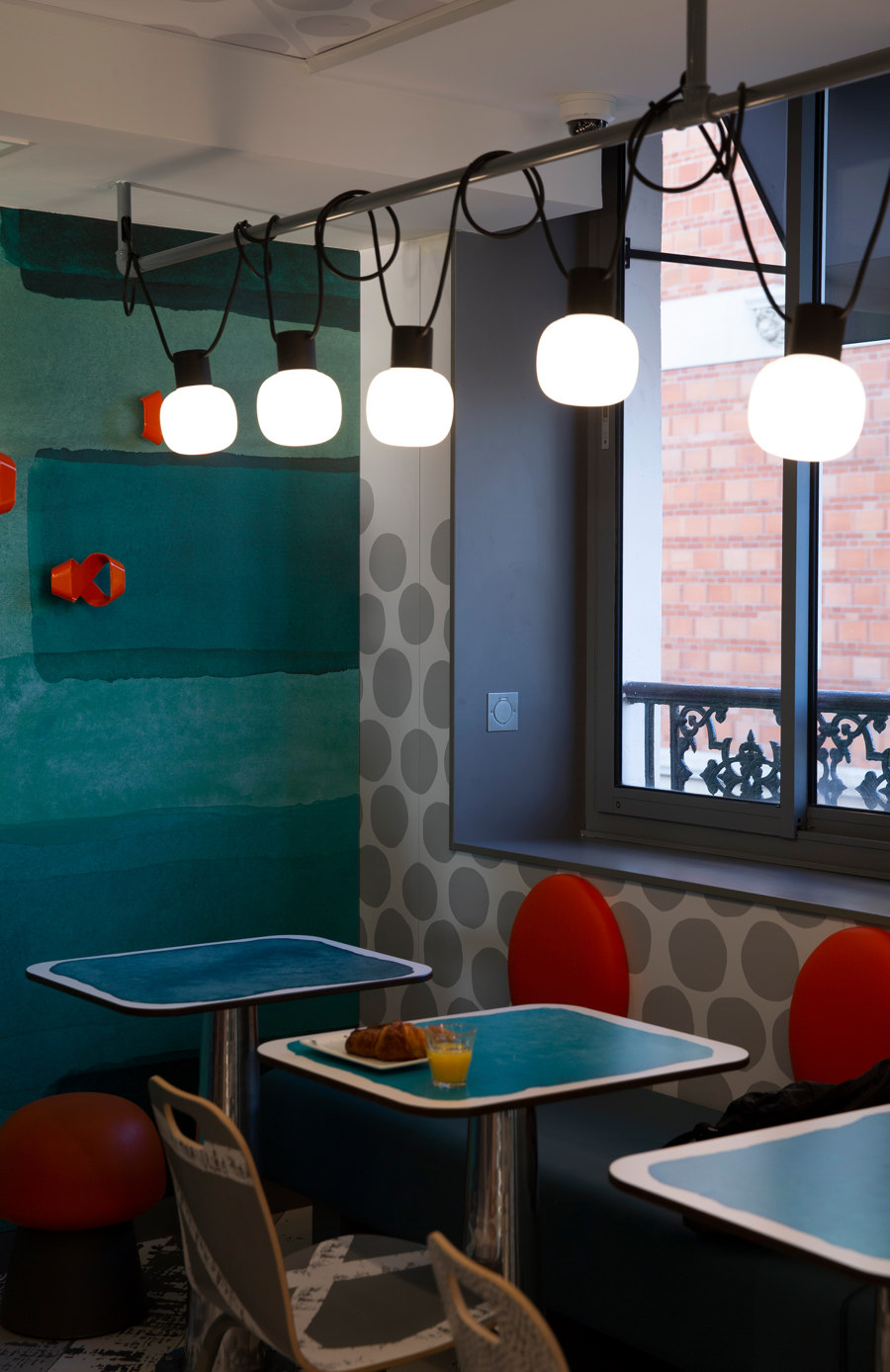 Cafè Mc Donald's by martinelli luce   Manufacturer references