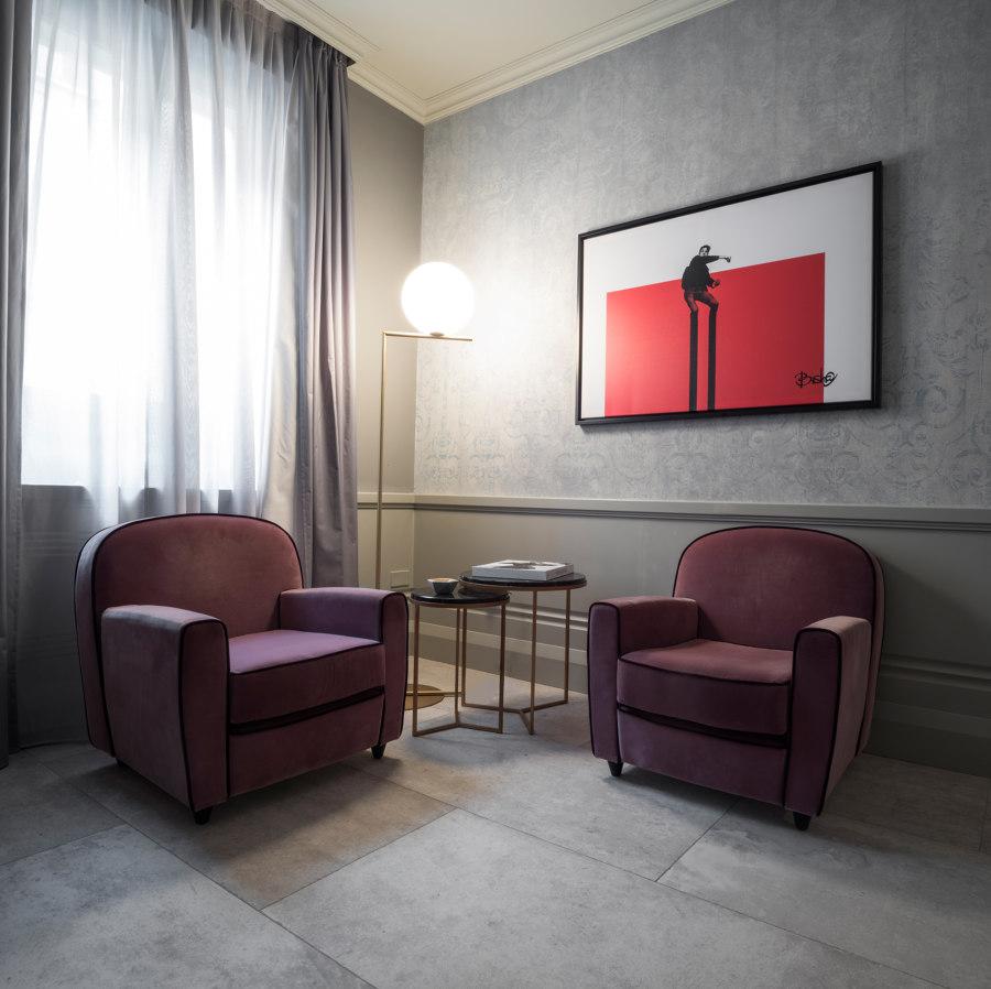 Fifty House Soho e Ristorante Kowa by Inkiostro Bianco | Manufacturer references