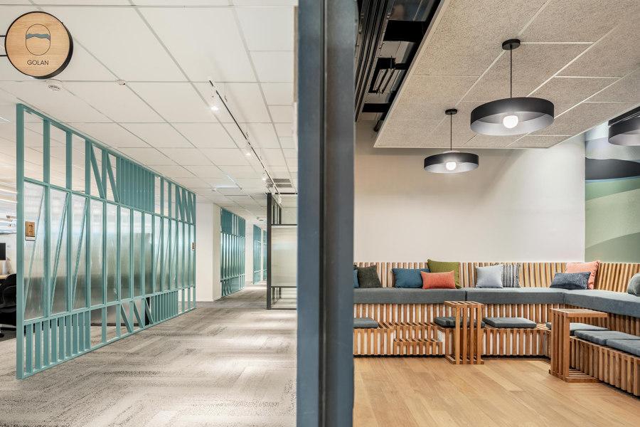 SERVICENOW by Shirli Zamir Design Studio | Office facilities