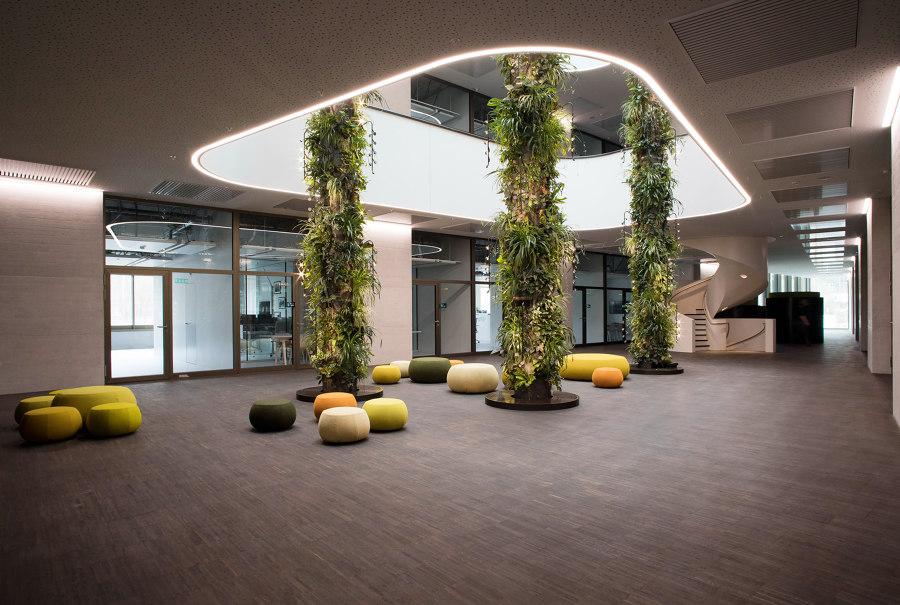 Zurich Innovation Center Givaudan von lightsphere   Büroräume