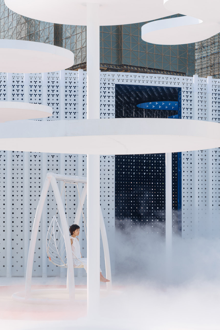 White Upland by Wutopia Lab | Installations