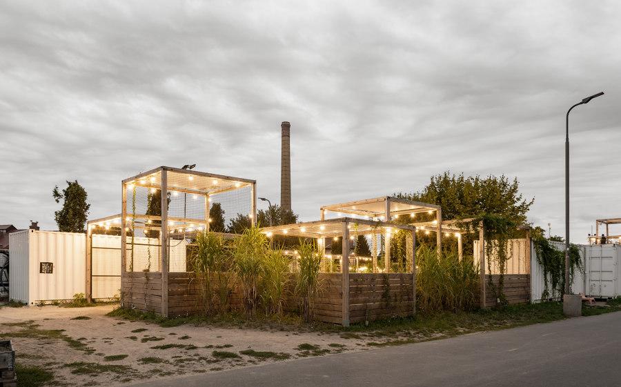 Kontenerart 19 by wiercinski-studio   Temporary structures