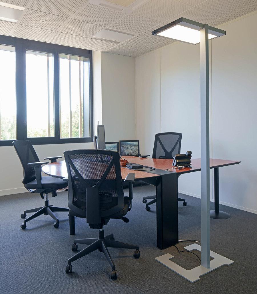 SBM – Gesunde Beleuchtung ohne Deckeneinbau von LUCTRA | Herstellerreferenzen