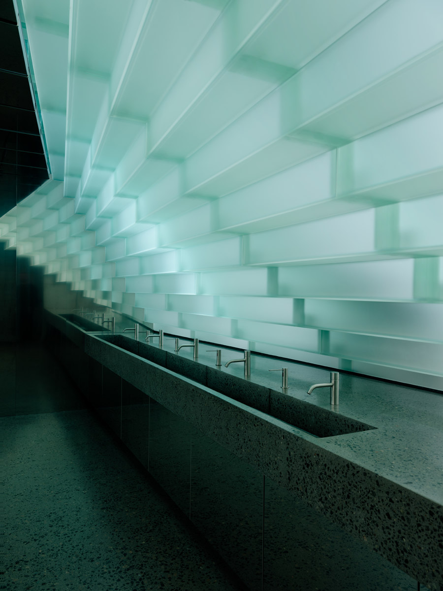 The TWIST - Kistefos Museum - glas staircase by Siller Treppen   Manufacturer references