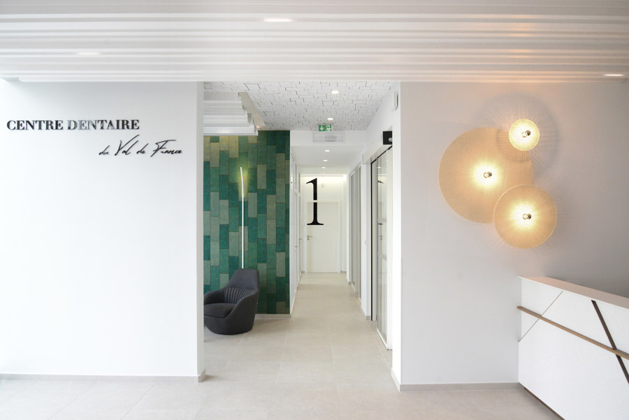 Dental Center Le Belem Bordeaux by Marca Corona | Manufacturer references