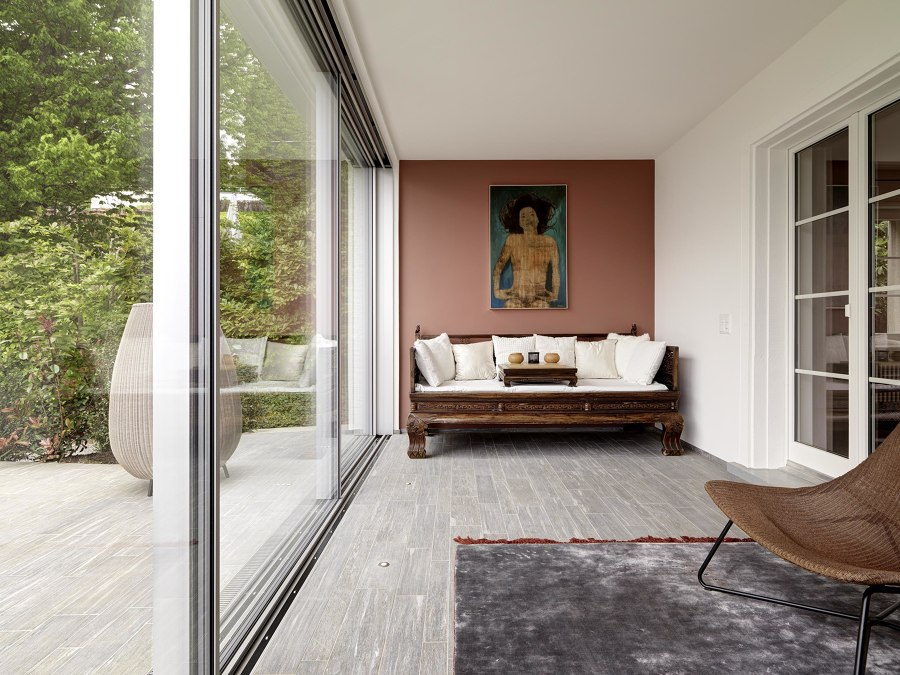 Family House on Lake Zurich by IDA14 | Detached houses
