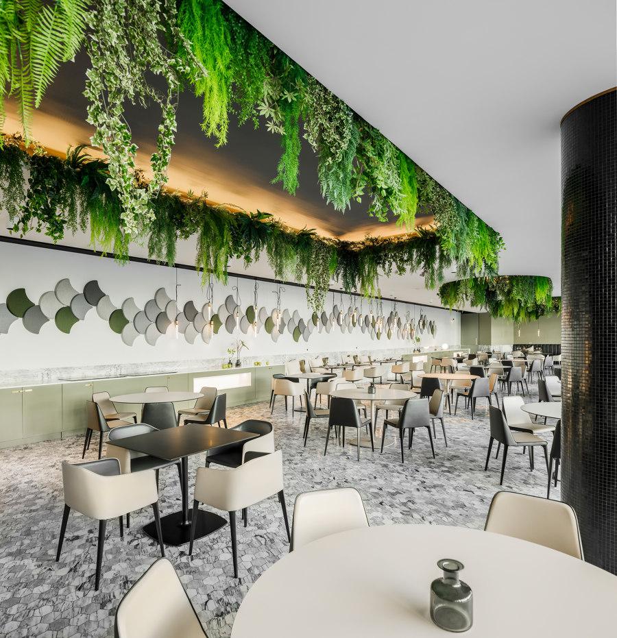Koi Restaurant by box: arquitectos   Restaurant interiors