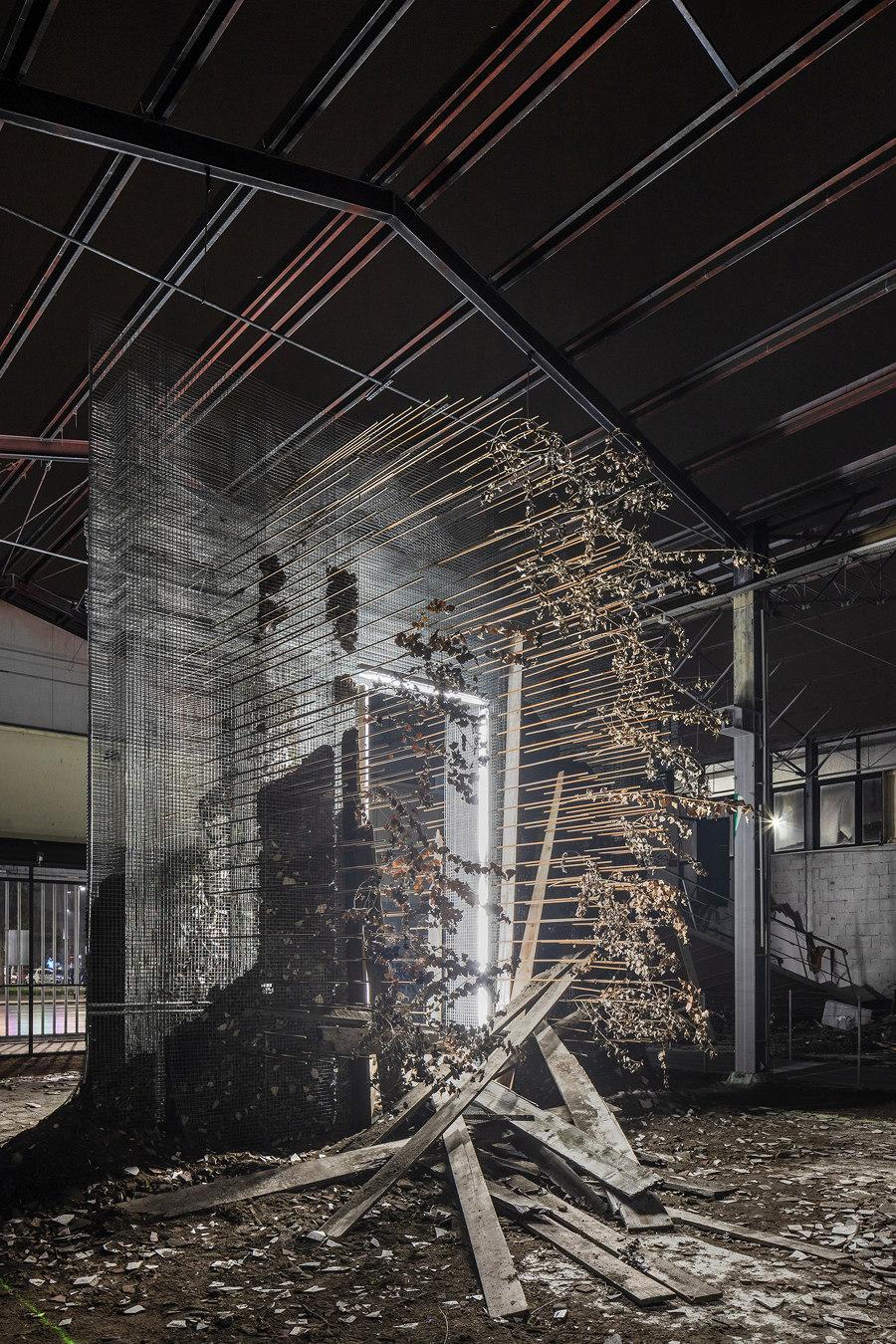 Cerimonia by TRAC - Tresoldi Academy   Installations