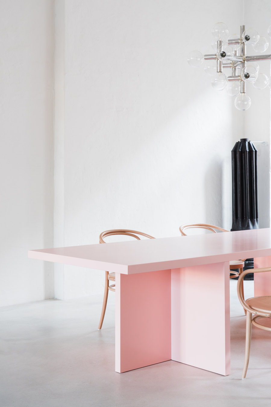 SCH52 Loft by Batek Architekten | Living space
