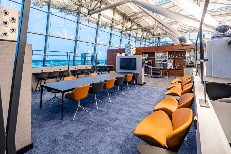 Hamburg Airport by BoConcept | Manufacturer references