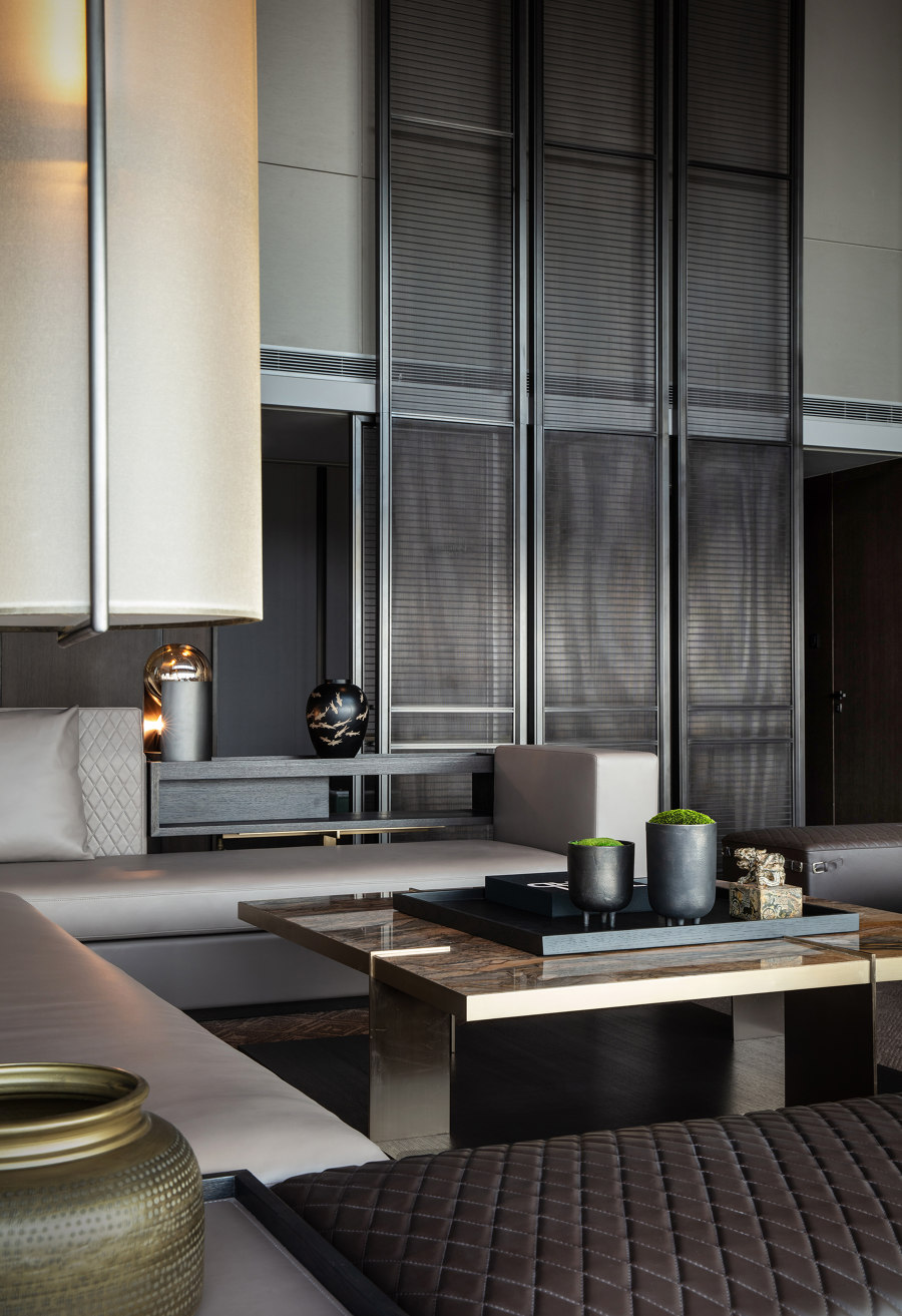 InterContinental Xi'an North by CCD/Cheng Chung Design | Hotel interiors