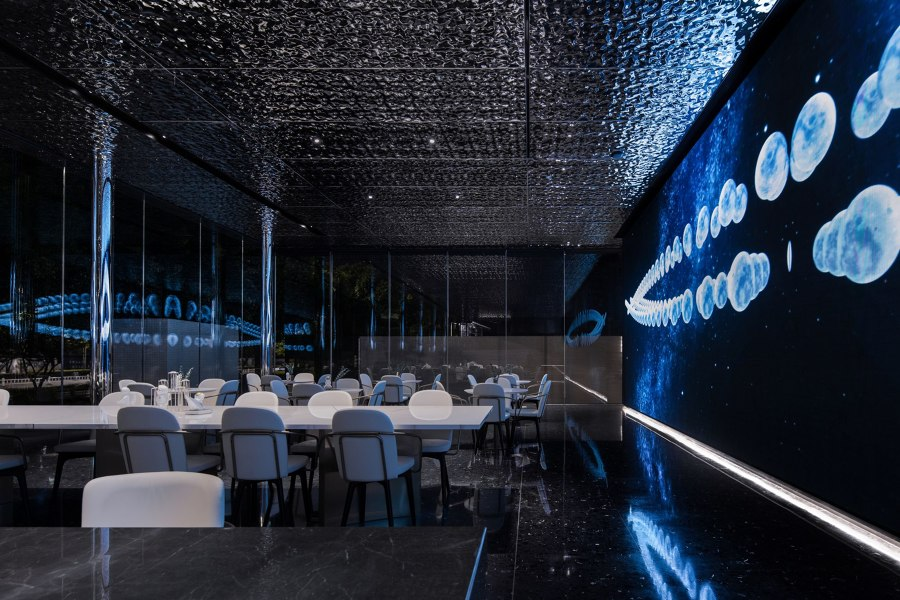 MYSTARRY CITY Sales Center by GFD | Office facilities