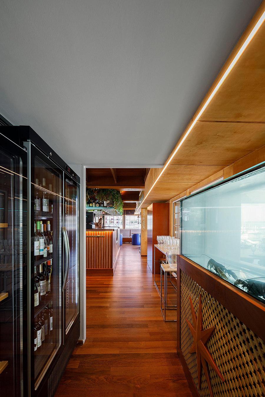 Restaurante Clube De Vela da COSTA NOVA by Ferreira Arquitectos   Restaurants