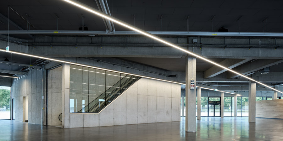 New Cruise Terminal Kiel by einszueins architektur | Infrastructure buildings