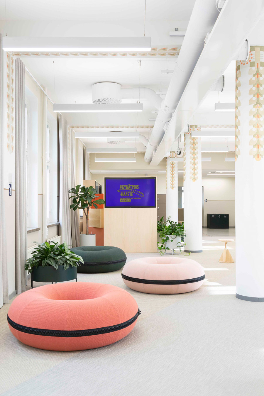 Urban3 - Coworking Hub by Mint & More Creative | Office facilities