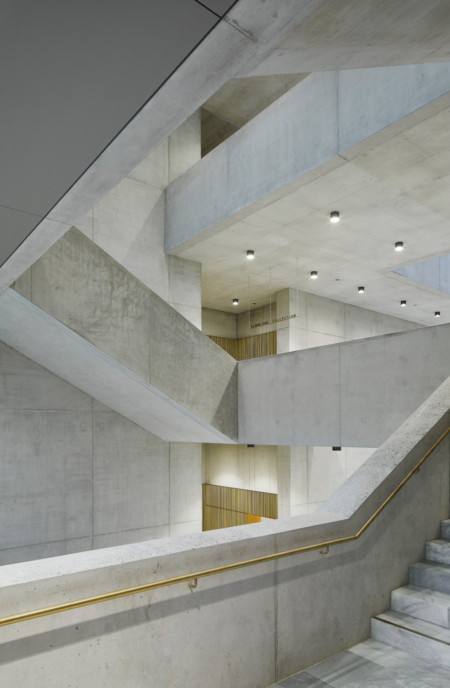 Kunsthaus Zürich by David Chipperfield Architects | Museums