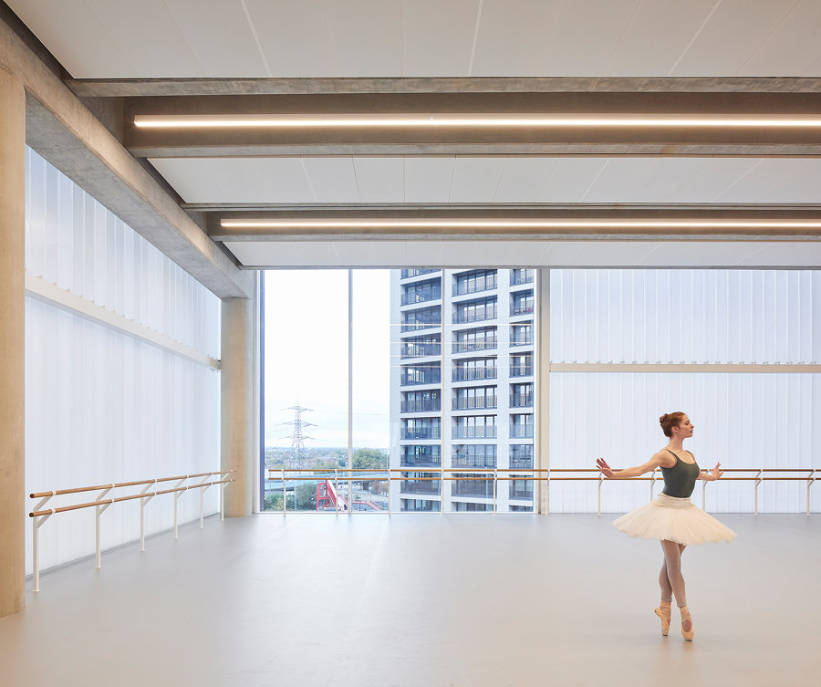 English National Ballet by Wacotech | Manufacturer references
