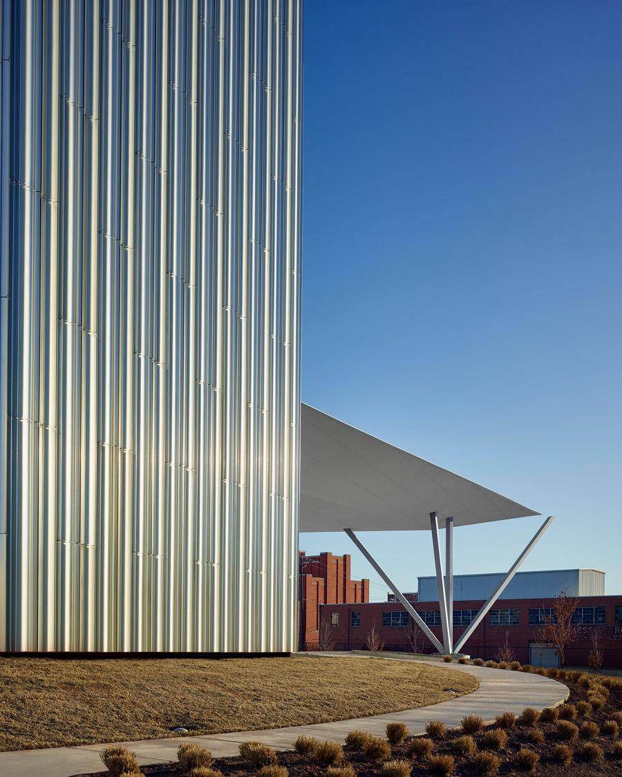 Oklahoma Contemporary Arts Center by Rand Elliott Architects | Trade fair & exhibition buildings