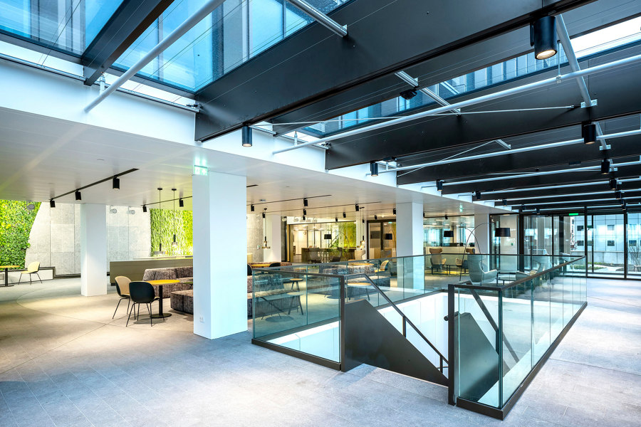 New EMA Office by Refin | Manufacturer references