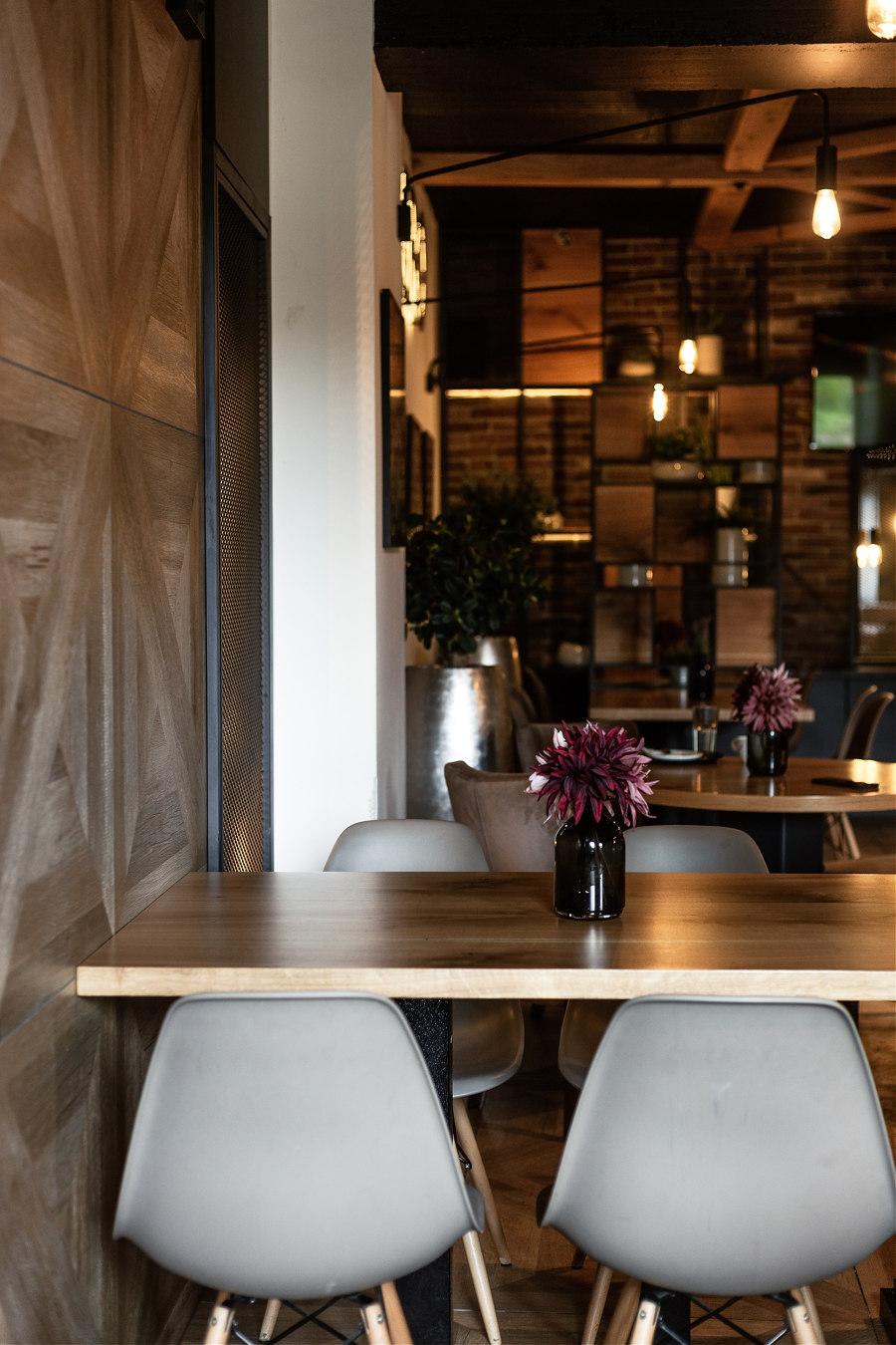 Bolero Restaurant by Refin | Manufacturer references