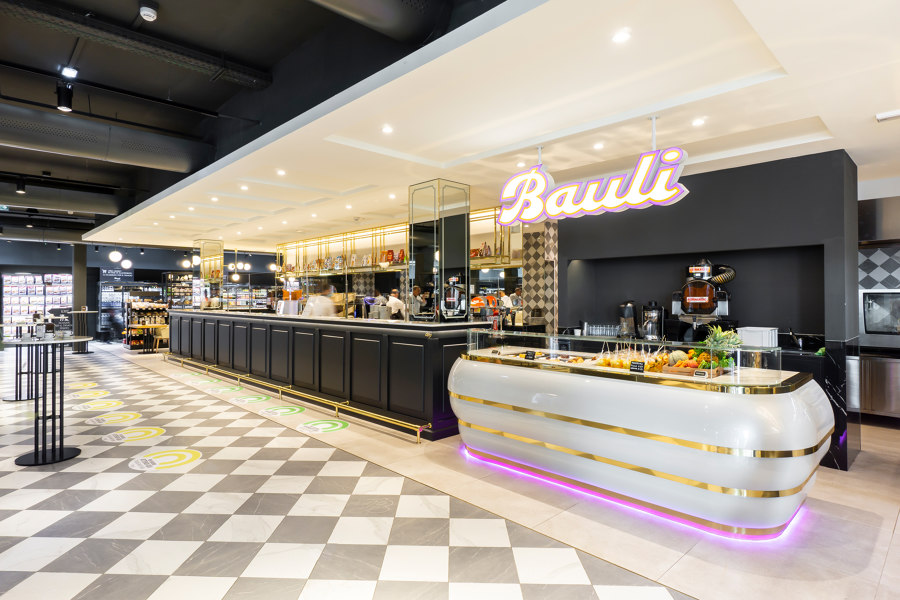 BAULI on the motorway by Refin | Manufacturer references