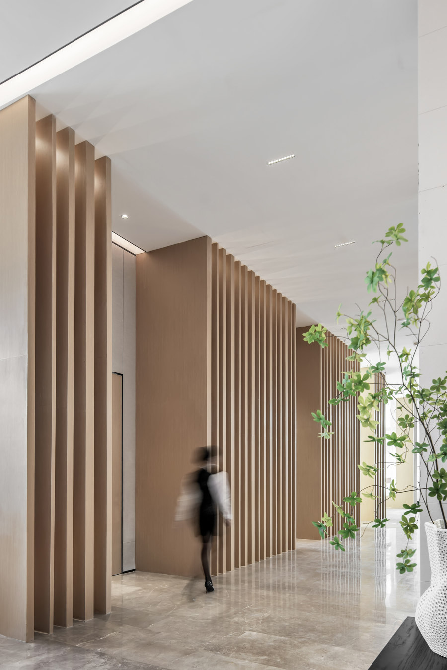 Gemdale · Casa Oia Sales Center by Das Design Co. | Office facilities