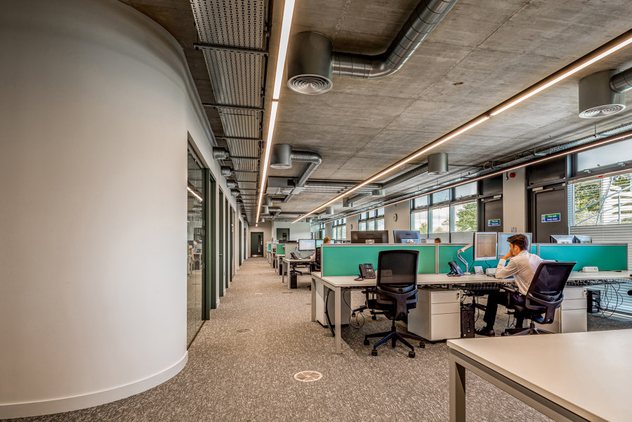 Foxley Kingham by align | Office buildings