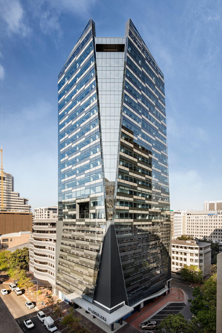 35 Lower Long by dhk | Office buildings