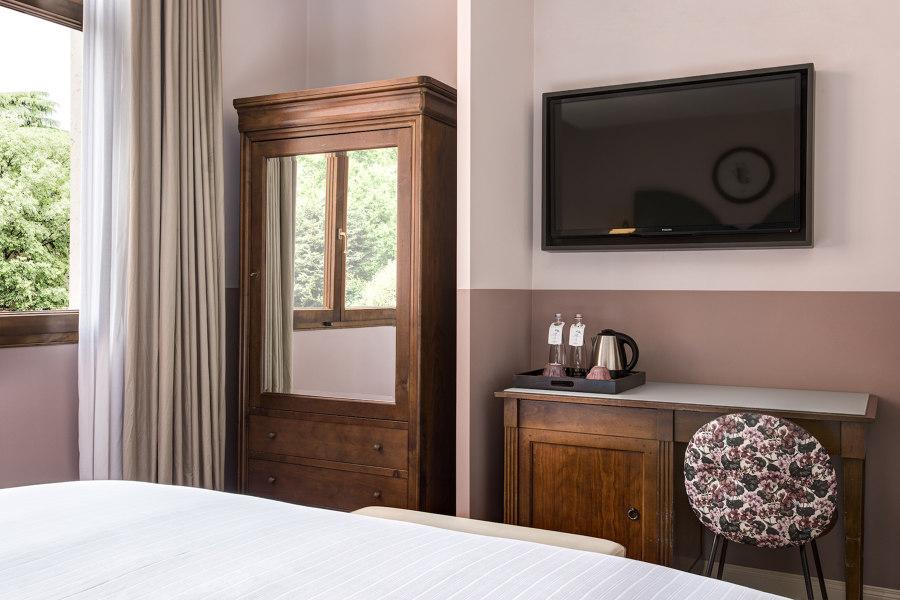 Hotel Indigo Verona von THDP | Hotel-Interieurs
