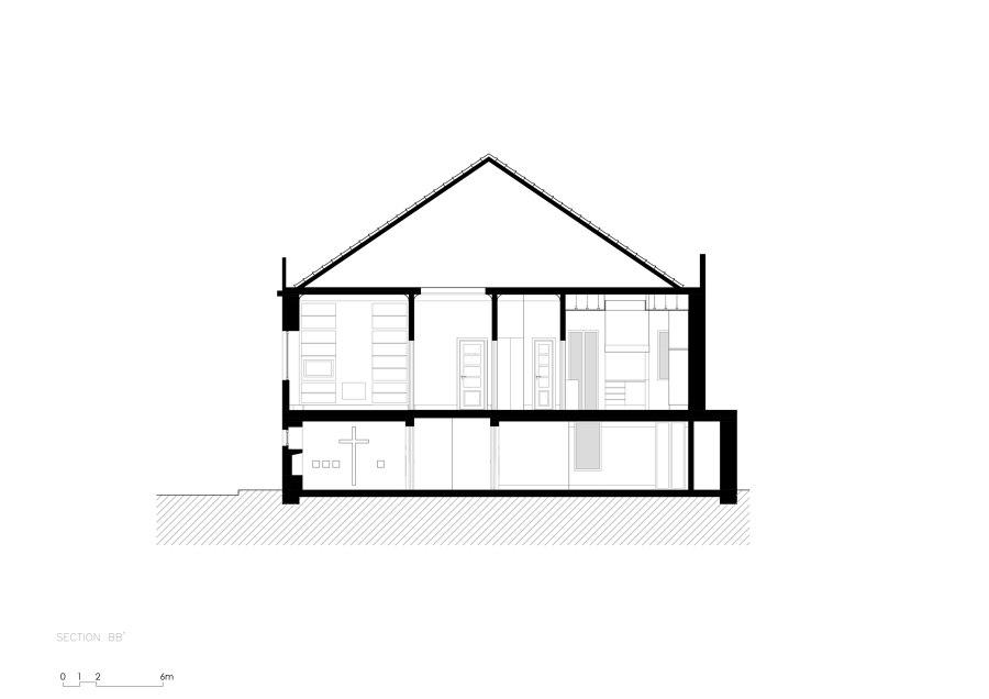 Setúbal House by João Tiago Aguiar Arquitectos   Semi-detached houses