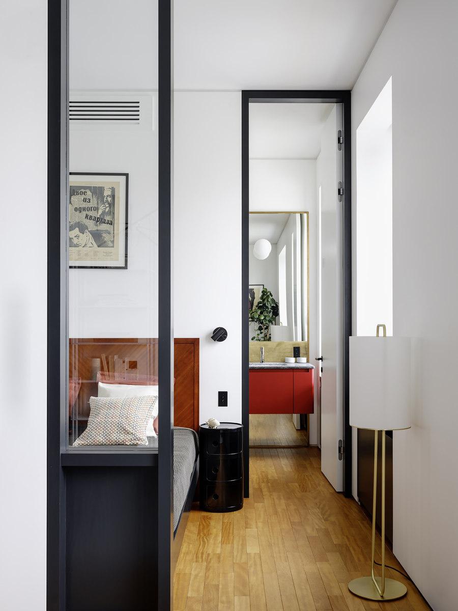 Lyalin Apt. by Blockstudio | Living space